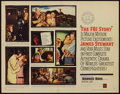 "Movie Posters:Crime, The FBI Story (Warner Brothers, 1959). Half Sheet (22"" X 28"").Crime.. ..."