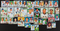 Autographs:Post Cards, Baseball Greats Signed Bowman Reproductions Lot Of 39...