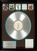 Music Memorabilia:Awards, Monkees RIAA Multi-Platinum Catalogue Award....