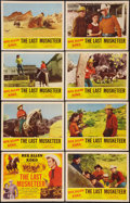 """Movie Posters:Western, The Last Musketeer (Republic, 1952). Lobby Card Set of 8 (11"""" X 14""""). Western.. ... (Total: 8 Items)"""