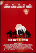 """Movie Posters:Crime, Ocean's 11 (Warner Brothers, 2001). One Sheet (27"""" X 40"""") DS.Crime.. ..."""