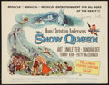 "Movie Posters:Animated, The Snow Queen & Other Lot (Universal, 1960). Autographed Title Lobby Card (11"" X 14"") & One Sheet (27"" X 41""). Animated.. ... (Total: 2 Items)"