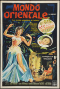 """Movie Posters:Action, Le Orientali (Lutecia Films, 1962). Argentinean Poster (29"""" X 43"""").Action.. ..."""