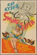 """Movie Posters:Musical, Swing Fever (MGM, 1944). One Sheet (27"""" X 41""""). Musical.. ..."""
