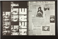"Music Memorabilia:Memorabilia, Beatles Related - John Lennon & Yoko Ono ""This is Not Here"" Exhibition Catalog. ..."