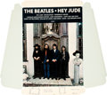 Music Memorabilia:Posters, Beatles Hey Jude In-Store Display (Apple/Capitol, 1970)....
