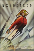 "Movie Posters:Action, The Rocketeer (Walt Disney Pictures, 1991). One Sheet (27"" X 40"")DS. Action.. ..."