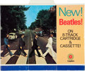 Music Memorabilia:Memorabilia, Beatles Abbey Road 8-Track Store Display....