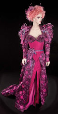 "Movie/TV Memorabilia:Costumes, A Majel Barrett Costume from ""Star Trek: Deep Space Nine.""..."
