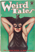 Pulps:Horror, Weird Tales October 1933 (Popular Fiction, 1933) Condition:VG/FN....