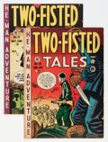 Golden Age (1938-1955):War, Two-Fisted Tales #20 and 21 Group (EC, 1951) Condition: AverageFN.... (Total: 2 Comic Books)