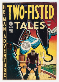 Two-Fisted Tales #18 (EC, 1950) Condition: VG+