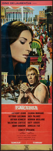 "Movie Posters:Adventure, Barabbas (Columbia, 1962). Italian Door Panel (19"" X 55"").Adventure.. ..."