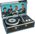 Music Memorabilia:Memorabilia, Beatles Vintage Record Player (NEMS, 1964). ...