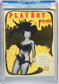 Magazines:Miscellaneous, Playboy #3 (HMH Publishing, 1954) CGC VF/NM 9.0 White pages....