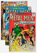 Silver Age (1956-1969):Superhero, Metal Men Group (DC, 1960s) Condition: Average VG/FN.... (Total: 8 Comic Books)