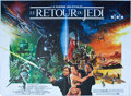 "Movie Posters:Science Fiction, Return of the Jedi (20th Century Fox, 1983). French Billboard (118""X 156"").. ..."