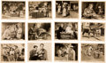 """Movie Posters:Horror, The Mummy's Hand (Universal, 1940). Photos (12) (8"""" X 10"""").. ... (Total: 12 Items)"""