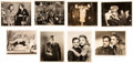 """Movie Posters:Hitchcock, Saboteur (Universal, 1942). Photos (16) (8"""" X 10"""").. ... (Total: 16 Items)"""