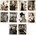 "Movie Posters:Comedy, You Can't Cheat an Honest Man (Universal, 1939). Photos (20) (8"" X10"").. ... (Total: 20 Items)"