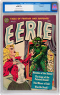 Golden Age (1938-1955):Horror, Eerie #3 Northford pedigree (Avon, 1951) CGC VF/NM 9.0 Cream tooff-white pages....