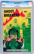 Golden Age (1938-1955):Horror, Ghost Breakers #1 Vancouver pedigree (Street & Smith, 1948) CGCNM+ 9.6 White pages....