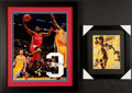 Basketball Collectibles:Photos, Magic Johnson and Chris Paul Signed Memorabilia Lot of 2....
