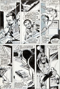 Original Comic Art:Panel Pages, Jim Mooney Spectacular Spider-Man #41 Page 3 Original Art(Marvel, 1980)....