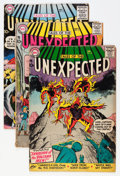 Silver Age (1956-1969):Horror, Tales of the Unexpected Group (DC, 1958-62) Condition: AverageGD/VG.... (Total: 12 Comic Books)