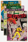 Silver Age (1956-1969):Horror, Tales of the Unexpected Group (DC, 1960-64) Condition: AverageVG.... (Total: 14 Comic Books)