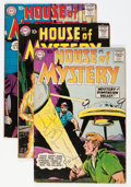 Silver Age (1956-1969):Horror, House of Mystery Group (DC, 1959-61) Condition: Average VG-.... (Total: 16 Comic Books)