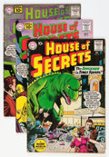 Silver Age (1956-1969):Mystery, House of Secrets Group (DC, 1961-63) Condition: Average VG+....(Total: 15 Comic Books)