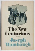 Books:Mystery & Detective Fiction, Joseph Wambaugh. The New Centurions. Little, Brown, 1970. Book club edition with blind stamp on rear. Minor toning a...