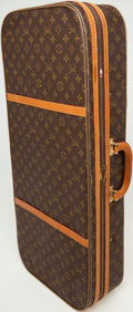 Luxury Accessories:Bags, Heritage Vintage: Louis Vuitton Monogram Canvas Travel Case. ...