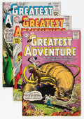 Silver Age (1956-1969):Adventure, My Greatest Adventure Group (DC, 1961-63) Condition: Average VG/FN.... (Total: 23 Comic Books)