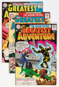 Silver Age (1956-1969):Adventure, My Greatest Adventure and Doom Patrol Group (DC, 1963-64) Condition: Average VG/FN.... (Total: 6 Comic Books)