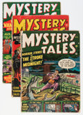 Golden Age (1938-1955):Horror, Mystery Tales #1-4 Group (Atlas, 1952).... (Total: 4 Comic Books)