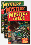 Golden Age (1938-1955):Horror, Mystery Tales #13-18 Group (Atlas, 1953-54).... (Total: 6 ComicBooks)