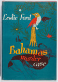 Books:Mystery & Detective Fiction, Leslie Ford. The Bahamas Murder Case. Scribners, 1952. Firstedition, first printing. Bookplate. Minor toning and we...