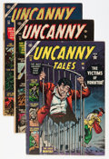 Golden Age (1938-1955):Horror, Uncanny Tales Group (Atlas, 1953-54) Condition: Average VG exceptas noted.... (Total: 6 Comic Books)