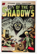 Golden Age (1938-1955):Horror, Out of the Shadows #5 (Standard, 1952) Condition: FN+....