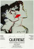 "Movie Posters:Drama, Querelle (Albatros Filmproduktion, 1982). German A1s (3) (27.5"" X39.5"").. ... (Total: 3 Items)"