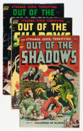 Golden Age (1938-1955):Horror, Out Of The Shadows Group (Standard, 1952-54).... (Total: 6 ComicBooks)