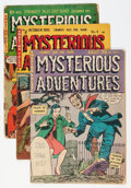 Golden Age (1938-1955):Horror, Mysterious Adventures Group (Story Comics, 1951-52).... (Total: 5Comic Books)