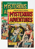 Golden Age (1938-1955):Horror, Mysterious Adventures #7 and 8 Group (Story Comics, 1952)Condition: Average FN.... (Total: 2 Comic Books)