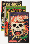Golden Age (1938-1955):Horror, Mysterious Adventures Group (Story Comics, 1952-53).... (Total: 6Comic Books)