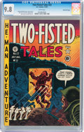 Golden Age (1938-1955):War, Two-Fisted Tales #22 Gaines File pedigree 2/10 (EC, 1951) CGC NM/MT 9.8 White pages....