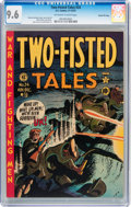 Golden Age (1938-1955):War, Two-Fisted Tales #24 Gaines File pedigree 2/10 (EC, 1951) CGC NM+9.6 Off-white to white pages....