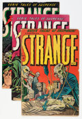 Golden Age (1938-1955):Horror, Strange Fantasy Group (Farrell, 1952-54).... (Total: 5 Comic Books)
