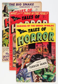 Golden Age (1938-1955):Horror, Tales of Horror #1-6 Group (Toby Publishing, 1952-53).... (Total: 6Comic Books)